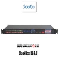 JoeCo BlackBox BBR1U front