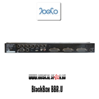 JoeCo BlackBox BBR1U rear