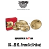 Sabian XS5007S XS20 Super Set