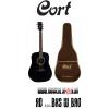 Cort AD 810-BKS W_BAG