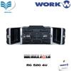 WORK RC 520 4U open