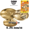 Sabian XS5004NP XS20 Economy Pack