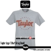 Taylor Logo T-Shirt Gray Small