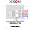 Axon GDB400