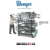 WENGER Tourmaster Move and Store Cart - 1.8 m