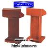 DA-LITE Pedestal Lecterns